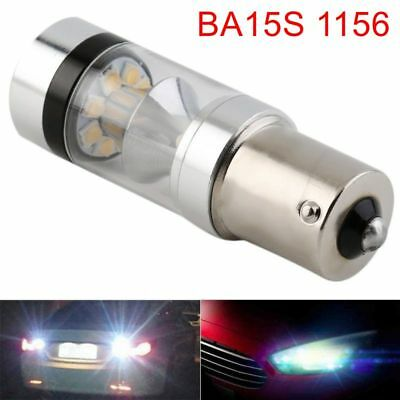 New XBD Chip 100W 1156 S25 P21W BA15S LED Backup Light Car Reverse Bulb Lamp