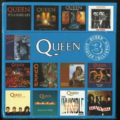 Queen: Box Set - Singles Collection Volume 3 - Still Sealed
