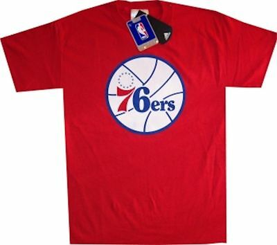 Philadelphia Sixers 76ers Throwback Hardwood Classics Adidas Shirt Mens  Medium a3e62786e