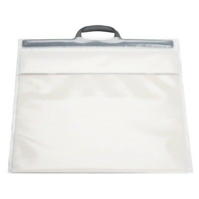 RVFM A3 750g Poly Holdall with Flap & Handle