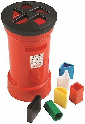 Casdon POST BOX Pretend Household Cleaning Play Pre-School Toy - BN