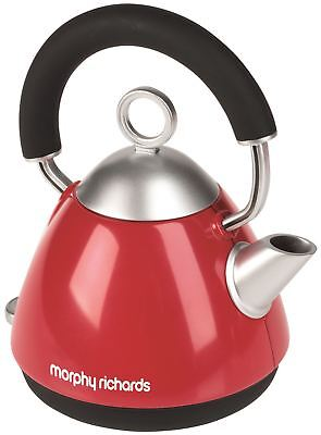 Casdon MORPHY RICHARDS KETTLE Food Cooking Pretend Play Pre-School Toy - BN
