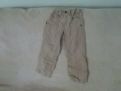 Boys Age 6 Years - Beige Trousers - Next