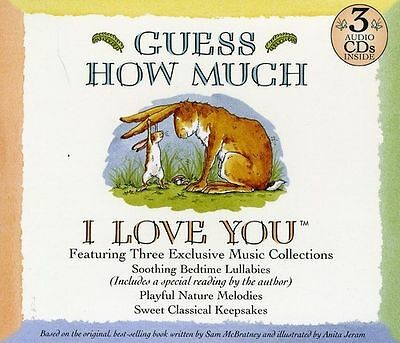 Guess How Much I Love You, Various Artists, , New Box set