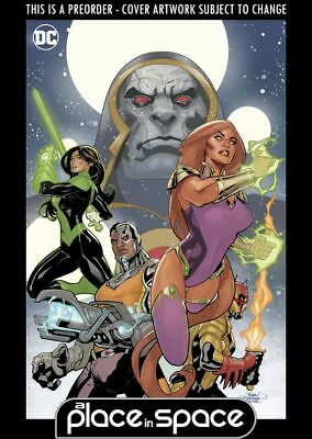 (Wk39) Justice League Odyssey #1B - Variant - Preorder 26Th Sep