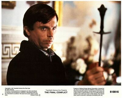 The Final Conflict Omen Original US 8x10 Lobby Card Sam Neill # 4