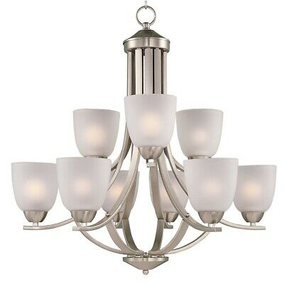 Maxim Lighting Axis 5 Light Oil Rubbed Bronze Chandelier