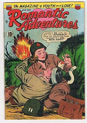 Romantic Adventures 25 - Acg 1952