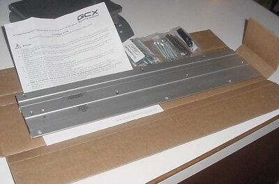 "GCX Seismic Wall Channel (19""/48.3) P/N WC-0002-05 W MOUNTING HARDWARE"