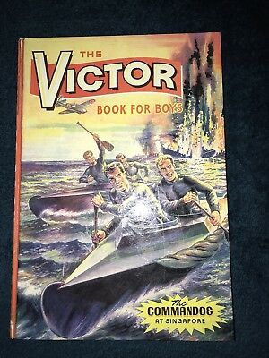 The Victor Book for Boys, 1965 issue No. 2