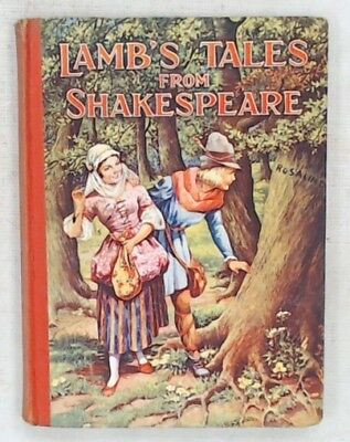 LAMB'S TALES FROM SHAKESPEARE Hardback Book Published by BRIN BROTHERS - M05