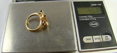 1 Pc 4.57 Grams 13.24K Gold For Scrap