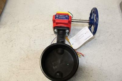 Nibco 6 in 300 psi Butterfly Valve GD-4865-8N