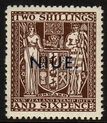 ~ Niue, Mint, #89A, Og Nh, Great Centering