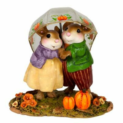 Wee Forest Folk M-639a Happiness with Sprinkles in Fall - Limited