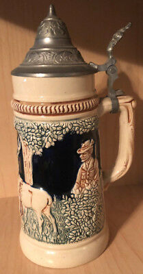 western germany HB Beer stein 521