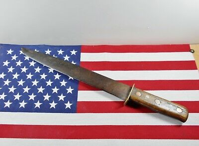 """*rare*  """"1945"""" Ww Ii Theater Made Military/survival/combat/fighting Knife *nice*"""