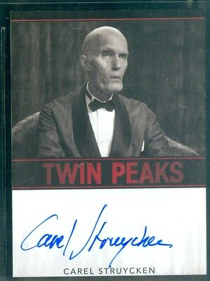 Twin Peaks Carel Struycken as The Fireman Limited Event Series Autograph Card