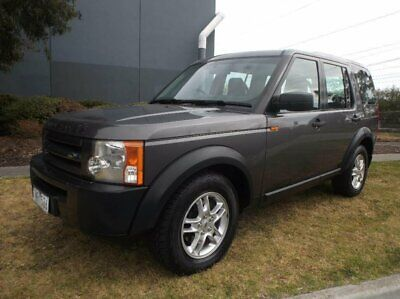 2005 Land Rover Discovery Series II S (4x4) Charcoal Automatic 4sp A Wagon
