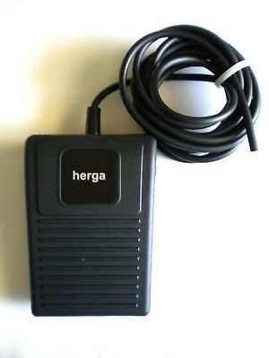 Herga Foot Switch #6210-0001