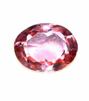 Christmas Deal 9.35Ct Oval Cut Russian Color Changing Alexandrite Gemstone BR112