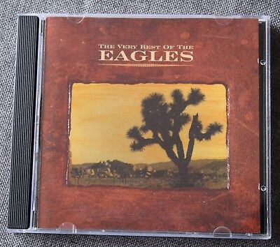Eagles, the very best of, CD
