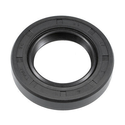 Oil Seal, TC 22mm x 37mm x 7mm, Nitrile Rubber Cover Double Lip