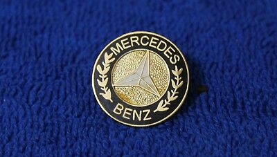 Mercedes Benz Visor Hat Lapel Pin Accessory With Backing 190 280 450 550 430 300