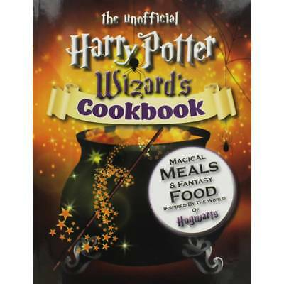 The Unofficial Harry Potter Wizards Cookbook (Paperback), Non Fiction Books, New