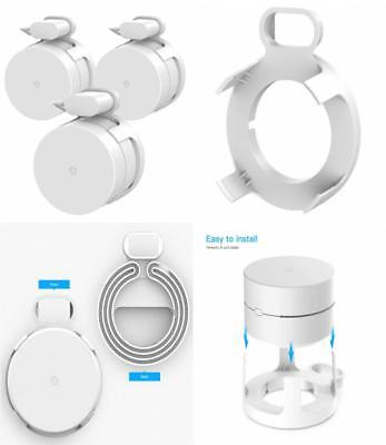 Google WiFi Wall Mount Bracket Holder, Basstop Simplest Stand for Router and...