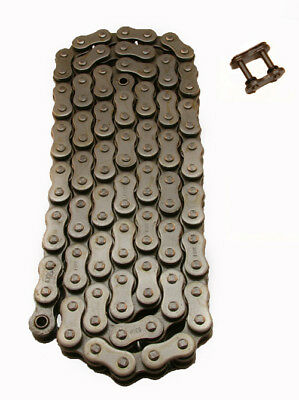 Natural 630x88 O-Ring Drive Chain Motorcycle 630 Pitch 88 Links 10800# Tensile