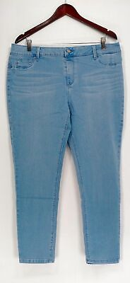 Hot in Hollywood by Laurie Felt Pull-On Skinny Ankle Jeans Style # A279105