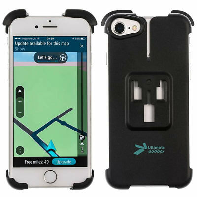 Ultimateaddons Motorcycle Mobile Phone Holder/Bracket - Apple iPhone 7/8 Plus