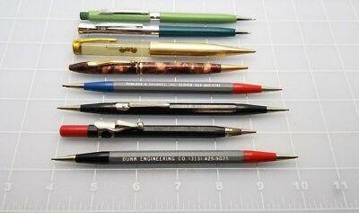 Judd's Lot of 8 Vintage Working Pencils