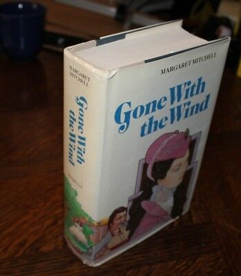 Gone with the Wind Margaret Mitchell 1964 Book Club Edition
