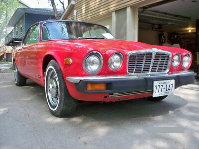 1975 Jaguar XJ6 Coupe - Biscuit Leather Jaguar XJ6C Coupe - 1 of only 200 two door pillar-less coupes remaining.