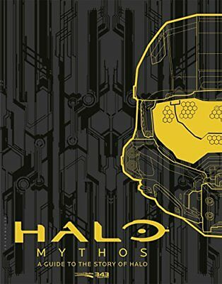 Halo Mythos: A Guide to the Story of Halo-343 Industries