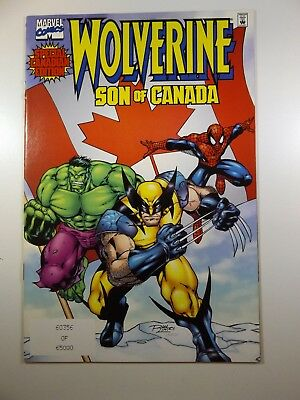 Wolverine Son of Canada #1 Special Canadian Edition!! 60356/65000 NM Condition!!