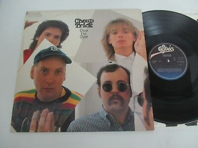 Cheap Trick/one On One Lp Netherlands Epic Epc 85740