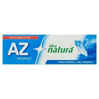 Az Dentifricio Idea Natura 75Ml Forza Marina
