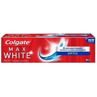 Colgate Dentifricio 75Ml Max One Optic