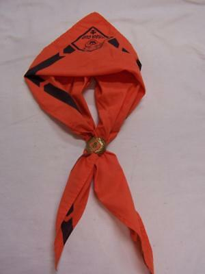 CUB Scouts TIGER Official Accessories Neckerchief/Scarf and Tie Slide