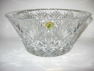 Waterford Crystal Cassidy 10 inch Bowl w/ Box