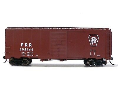 HO Scale Model Railroad Trains Walthers Mainline Pennsy 40' AAR Boxcar 605464