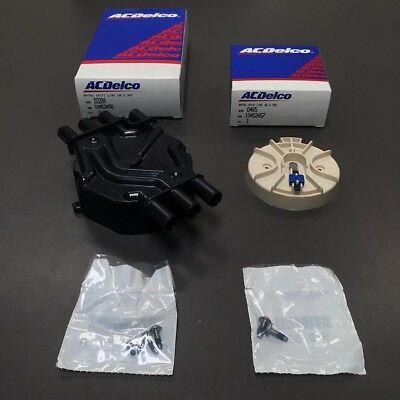 AcDelco GM Distributor Cap (D328A) And Rotor (D465) Kit Vortec-6