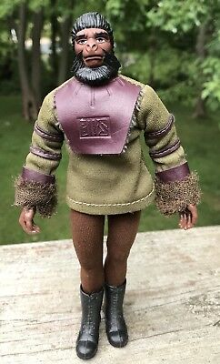Vintage Mego Planet Of The Apes Cornelius Action Figure Toy