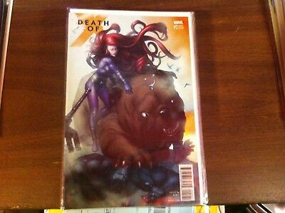 Marvel Comics Death Of X 2 Variant  Near Mint & 1St Print!