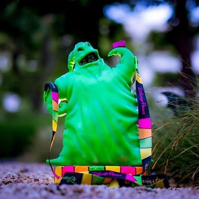 Disney Park 2018 Nightmare Before Christmas Oogie Boogie Souvenir Popcorn Bucket