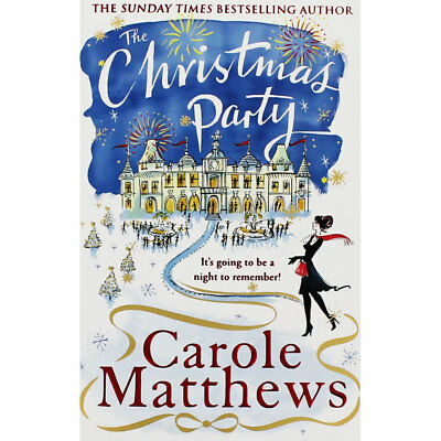 The Christmas Party by Carole Matthews (Paperback), Fiction Books, Brand New