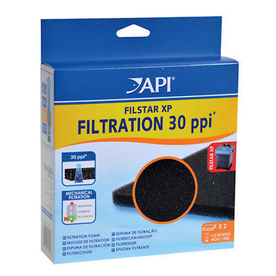Rena Api Filstar Xp Replacement Aquarium Filter Foam 30 Ppi 3370730356089